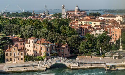 Venezia pronta alle nuove sfide sui cambiamenti climatici