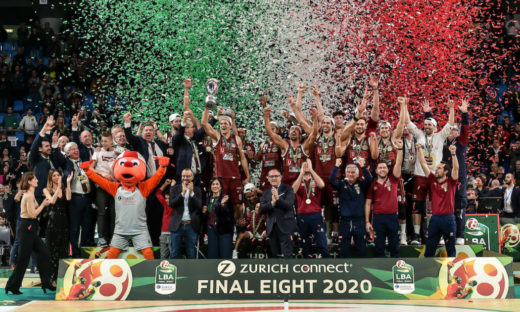 L'Umana Reyer vince ancora: ecco la prima Coppa Italia della sua storia