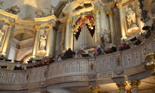 La seconda vita del Coro di San Rocco