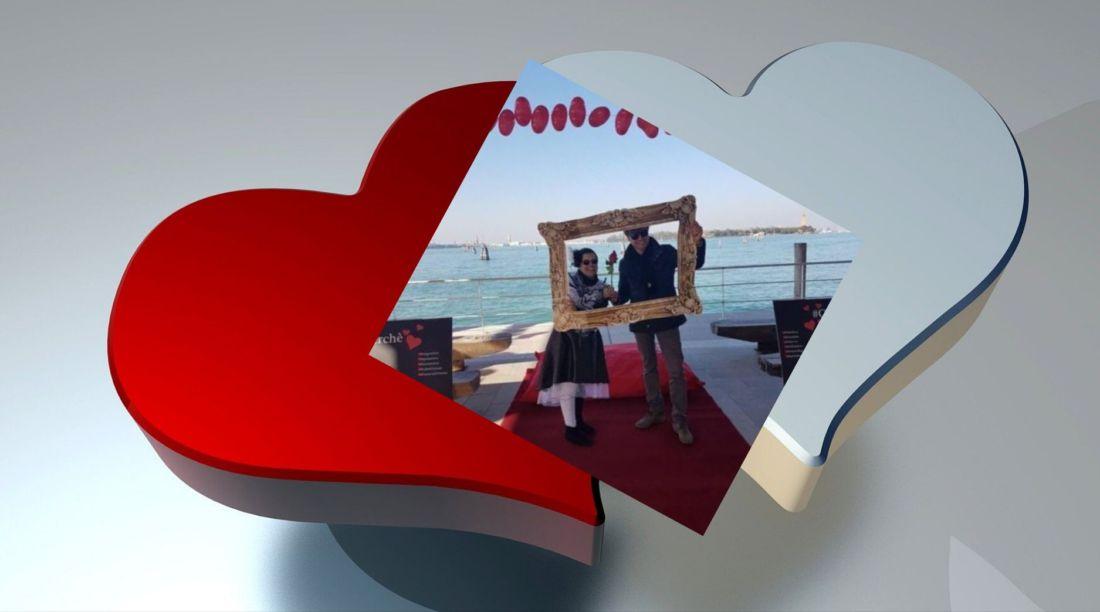 Cosa fare a San Valentino al Lido di  Venezia.