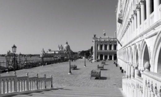 Venezia ai tempi del Coronavirus.