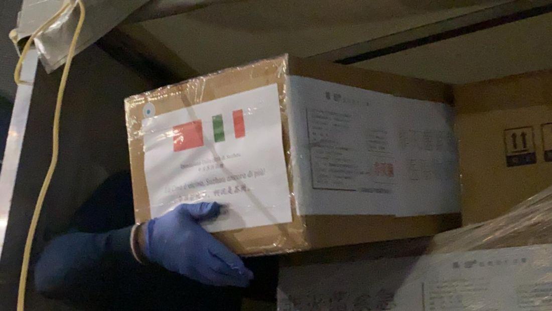 Al Comune di Venezia 20 mila mascherine dalla Cina