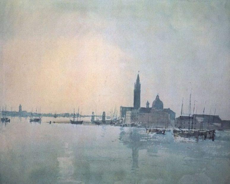 La nuova Venezia di Turner