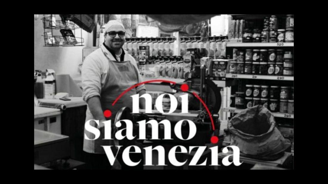 """""""Noi Siamo Venezia"""": la campagna solidale in tempo di Coronavirus"""