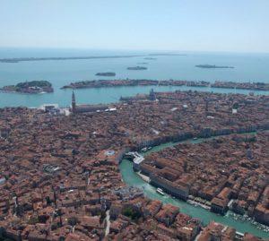 Venezia dall'alto - Ph. Ilaria Marchiori