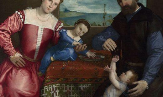 La famiglia nell'arte e nella storia di Venezia