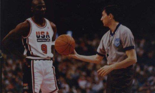 The last dance: un arbitro veneziano tra i campioni NBA