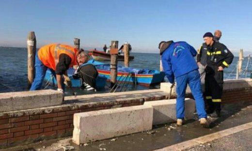 Acqua alta: nuovi interventi di messa in sicurezza a Pellestrina