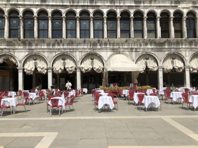 Piazza San Marco, Caffé Quadri