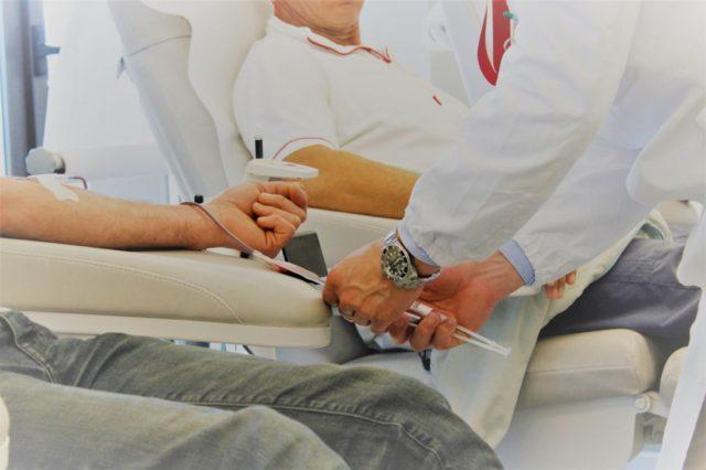 donatori di sangue