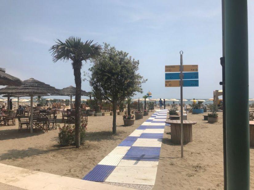 Spiagge: apre al Lido di Venezia il Blue Moon