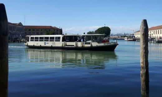 Trasporto pubblico a Venezia: le novità dal 4 maggio 2020