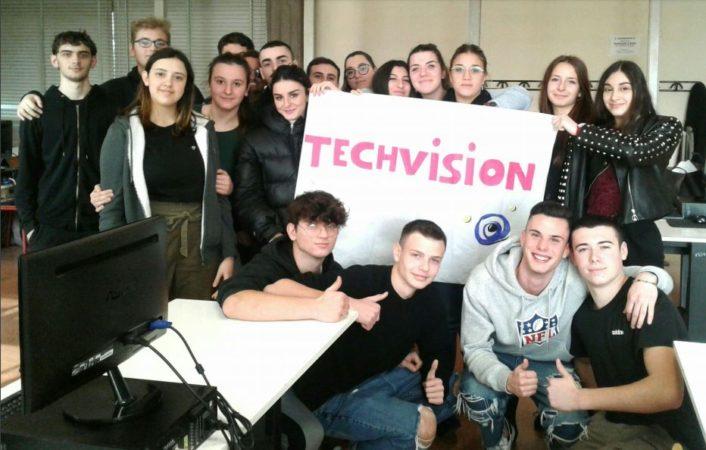 Progetto Techvision JA - Classe 3AL Istituto Luzzatti