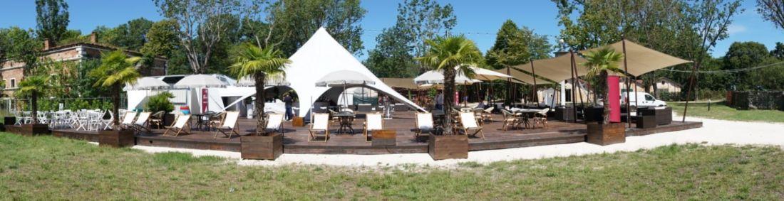 Baia lounge bar Forte Marghera