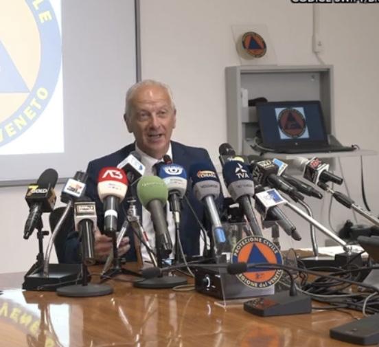 Giuseppe Pan, assessore all'Agricoltura Regione Veneto