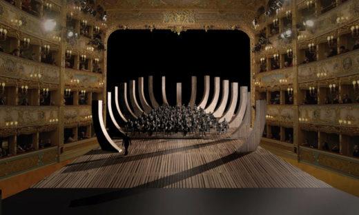 Gran Teatro La Fenice di Venezia: dal 5 luglio il pubblico in un'arca