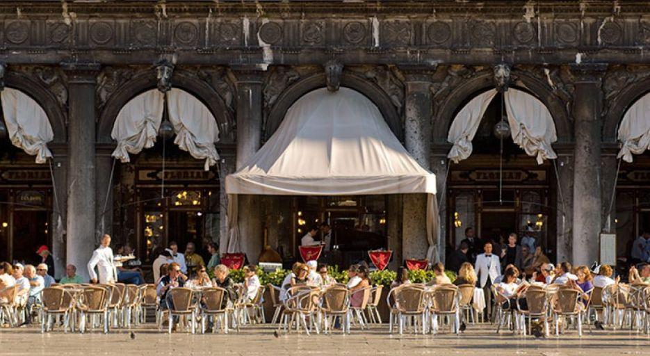 Caffé Florian, Piazza San Marco