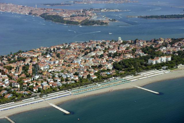Le spiagge del Lido di Venezia
