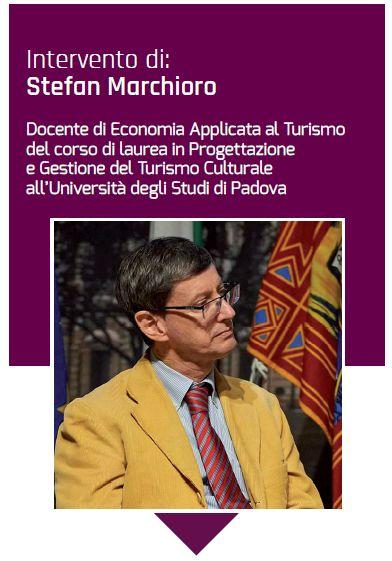 Economia applicata al Turismo Stefan Marchioro