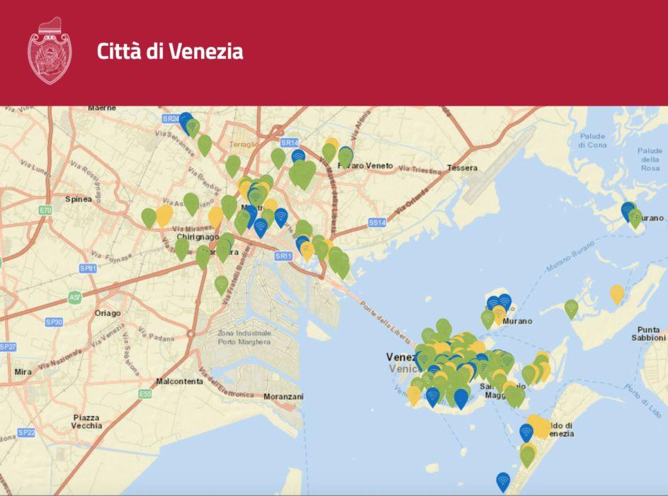 Wifi Comunale Venezia