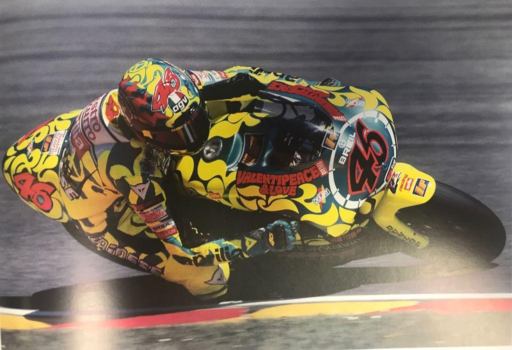Motociclismo: si chiude l'era di Valentino Rossi