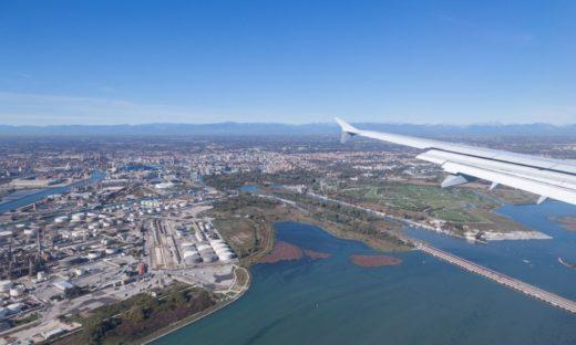 Fase 3. Aeroporto Marco Polo: si vola verso la normalità