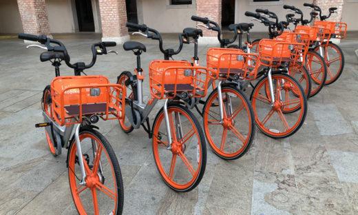 Mobike Venice: 1000 bici per la nuova mobilità green a Venezia