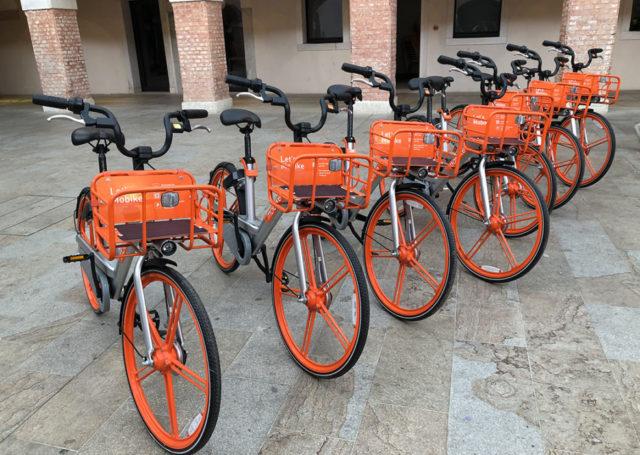 Bike Sharing Venezia
