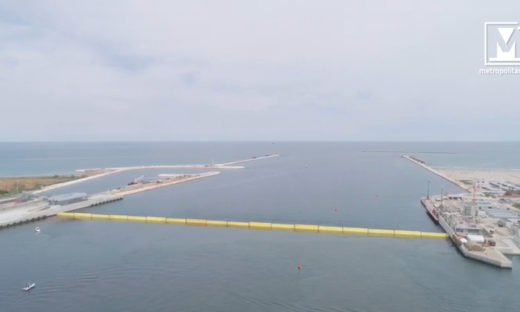 Venezia: il Mose ferma l'acqua per la quarta volta.
