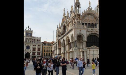 Venezia: la sua prima domenica veneta