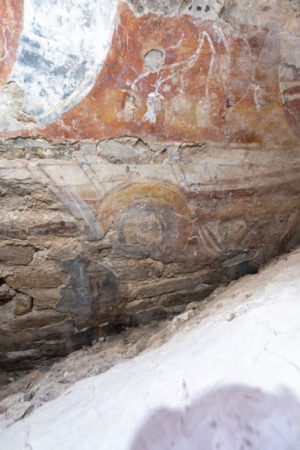 Gli affreschi ritrovati a Torcello