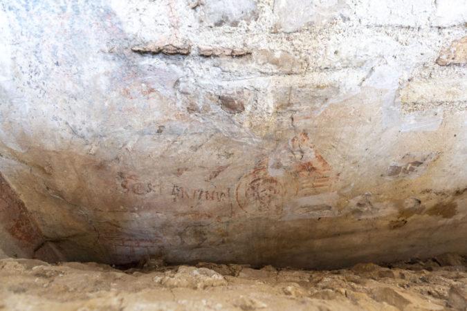Le iscrizioni negli affreschi della Basilica di Santa Maria Assunta a Torcello