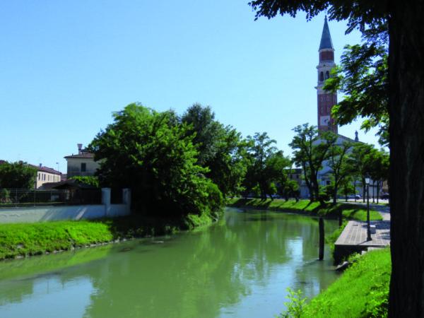 Il campanile di Dolo