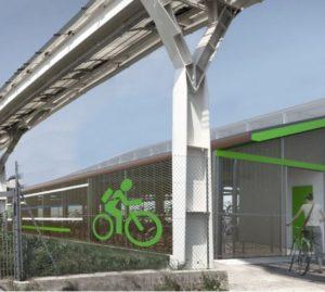 Bicipark Tronchetto