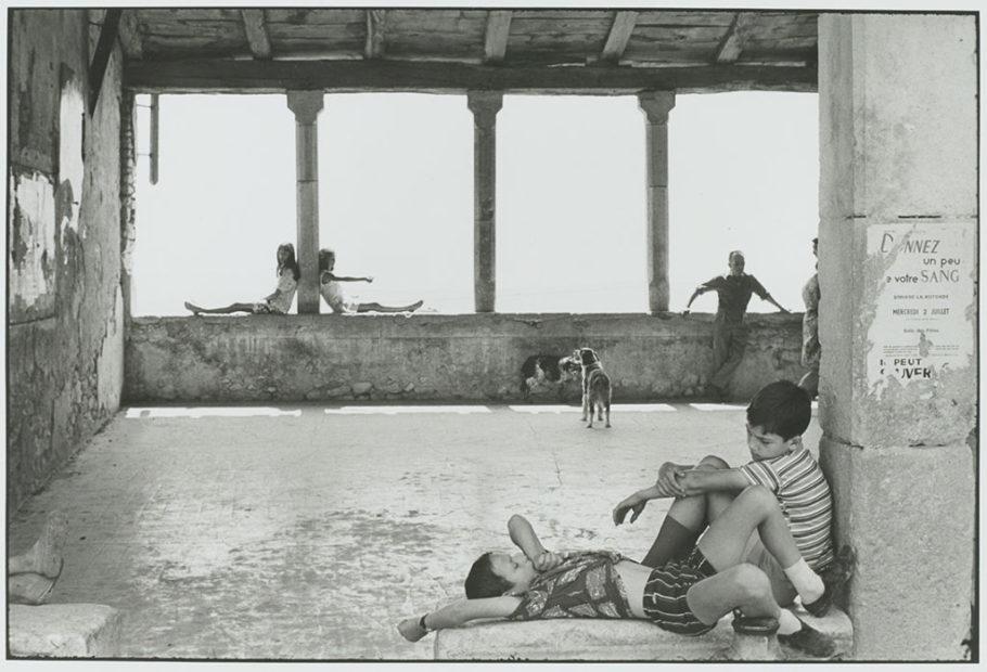 """Il """"Grande Gioco"""" di Cartier-Bresson a Venezia"""