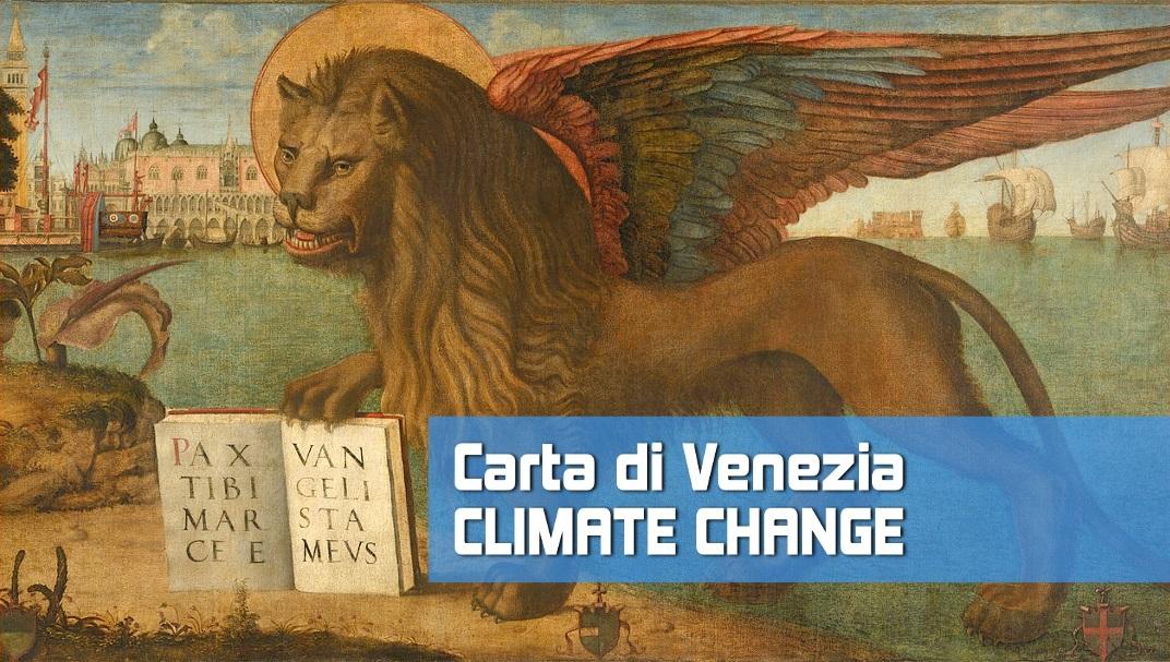 "Dagli ingegneri veneziani una ""Carta"" sui cambiamenti climatici"