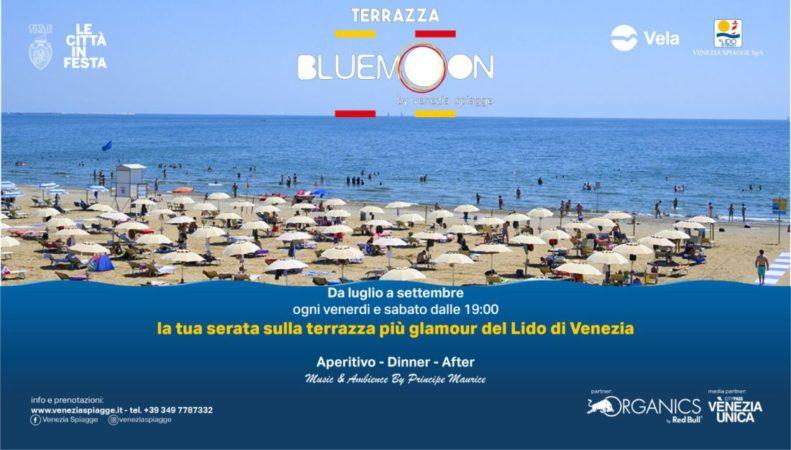 """La locandina de """"La Terrazza del Blue Moon"""""""