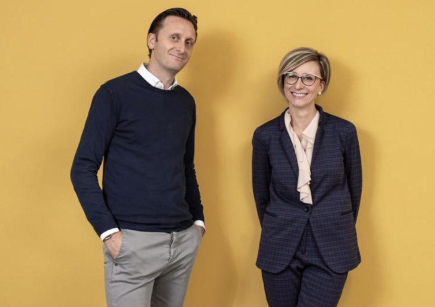 Massimo e Giorgia Scattolin