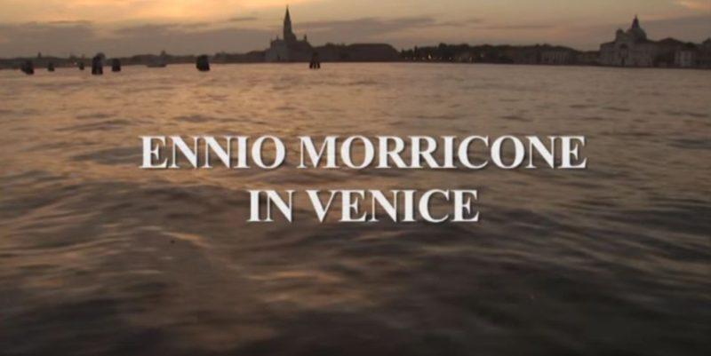 Morricone in concerto a Venezia