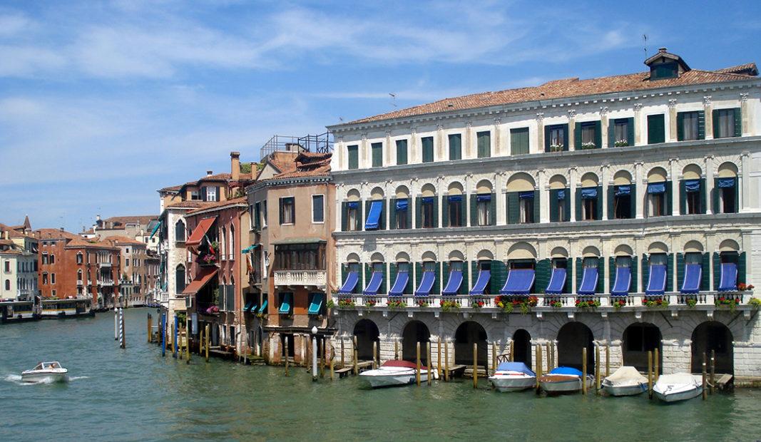 Moro Lin: a Venezia, il palazzo dei pittori