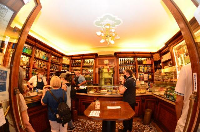 pasticceria Rizzardini, Venezia