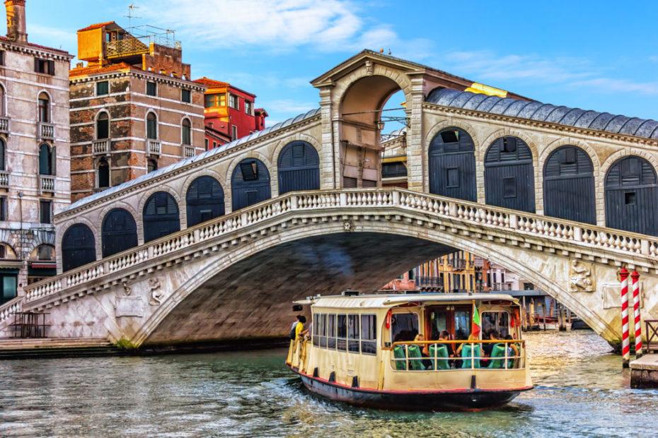 Nuova flotta in arrivo per Venezia. Entro il 2030 sarà tutto elettrico