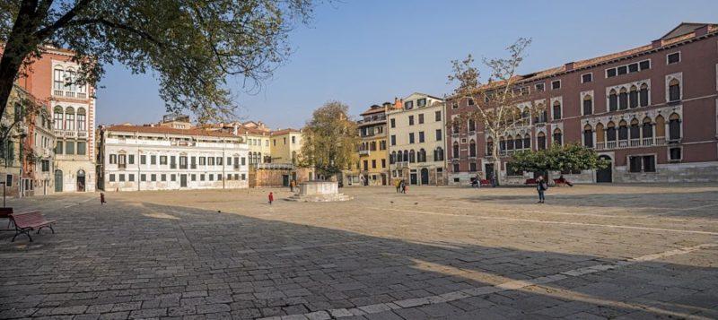 Campo San Polo, Venezia