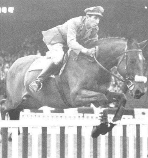 Piero D'Inzeo, medaglia d'argento Gran Premio di salto a ostacoli, 1960