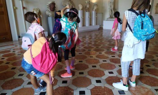 """Venezia: al lavoro i piccoli """"Esploratori delle Arti"""""""