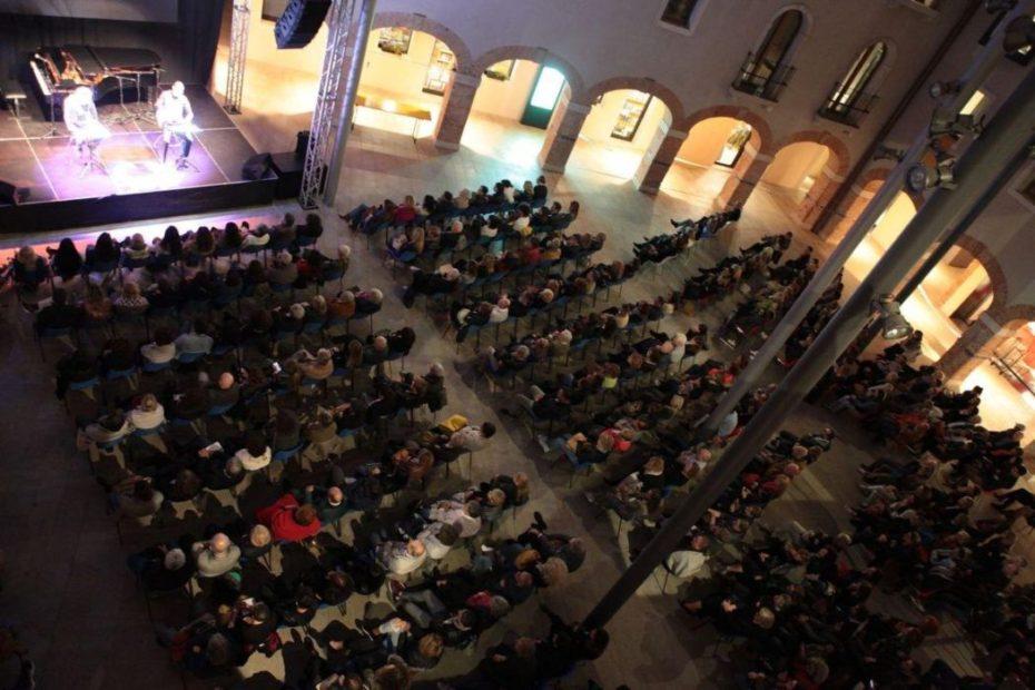 Festival delle Idee 2019_Chiostro M9