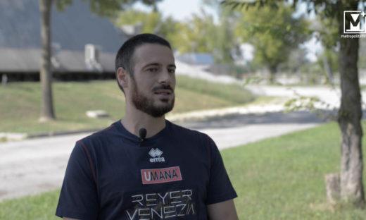 Intervista a Lorenzo D'Ercole, la nuova guardia di Umana Reyer