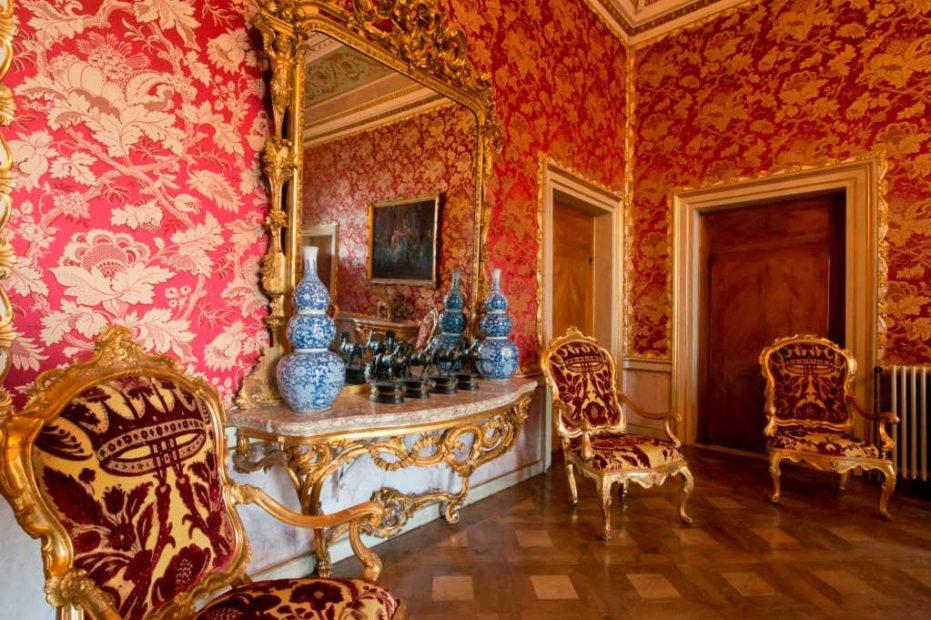 Palazzo reale Sala delle Udienze_Museo Correr, Venezia