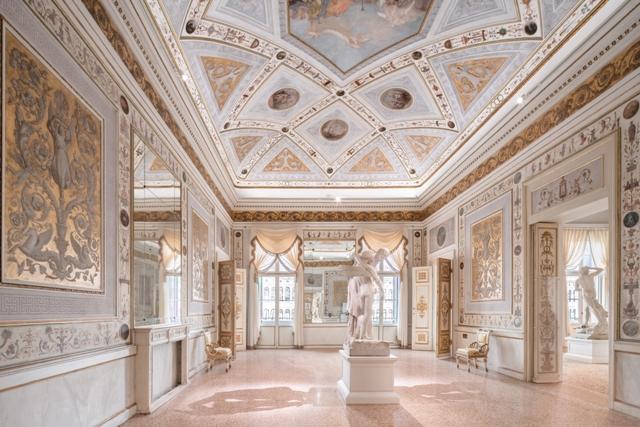 Sala Reale_Museo Correr, Venezia