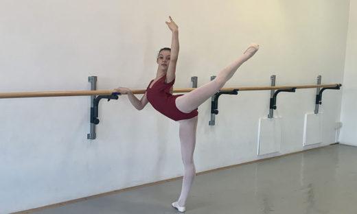 Violante Caburlotto, la danza giovane da Mestre a Budapest